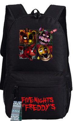 Anime Five Nights At Freddy backpack,school bag for students,children's school backpack for boys and girls back to school Grizz & Ice Store 10