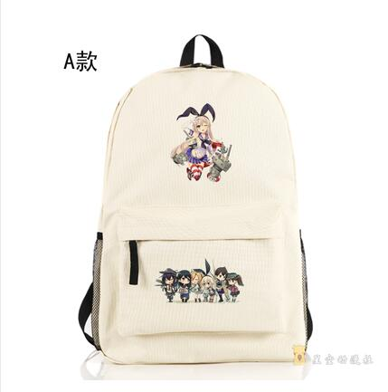 High Q Japanese style Anime Full Metal Alchemist Backpack large capacity unisex Students BACKPACK Shop1168061 Store 1