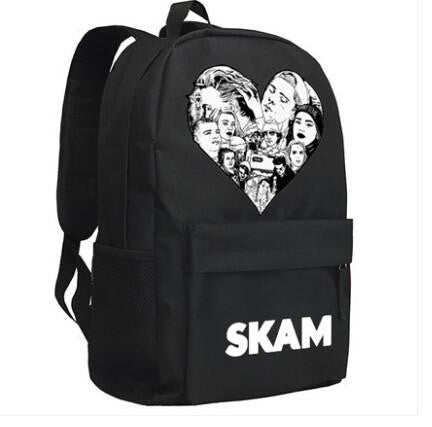 Japanese Anime Bag New isak even SKAM Backpack Cosplay  Cartoon Bag  Oxford Schoolbag AT_59_4