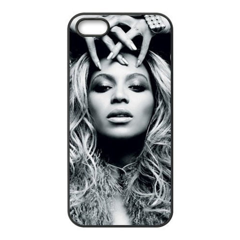 Beyonce slays formation Back Plastic Hard Cover Case for iphone 4/4s/5/5s/5c/6/6s/6plus/6s plus CELEBS msc - Animetee - 1