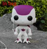2015new Dragon Ball Z Funko POP Super Saiyan Son goku Vegeta Cell Piccolo Frieza PVC Action Figure Model DragonBall Toy Gift dbz - Animetee - 3