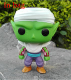 2015new Dragon Ball Z Funko POP Super Saiyan Son goku Vegeta Cell Piccolo Frieza PVC Action Figure Model DragonBall Toy Gift dbz - Animetee - 6