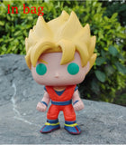 2015new Dragon Ball Z Funko POP Super Saiyan Son goku Vegeta Cell Piccolo Frieza PVC Action Figure Model DragonBall Toy Gift dbz - Animetee - 4