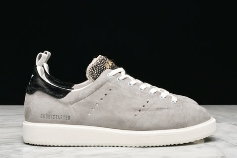 SUPERSTAR - GREY SUEDE