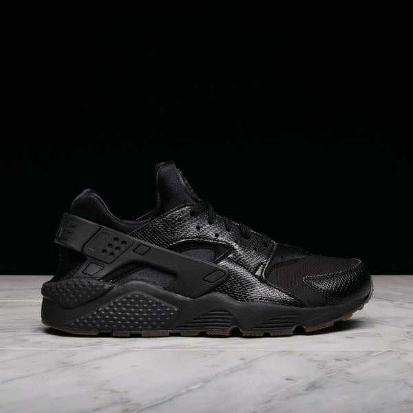 AIR HUARACHE RUN - BLACK / ELEMENTAL GOLD