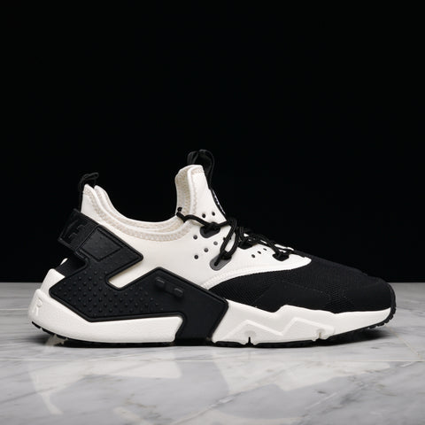 AIR HUARACHE DRIFT - BLACK / WHITE