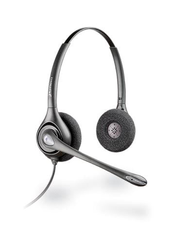 Plantronics HW261N Binaural Headset with Direct Connect Cord