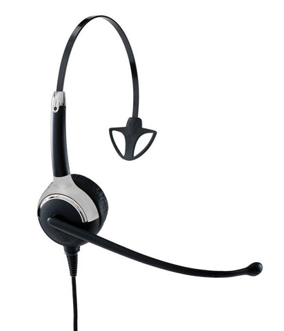 VXI Proset 10G Monaural Headset with QD 1026G cord for Direct Connection to some phones