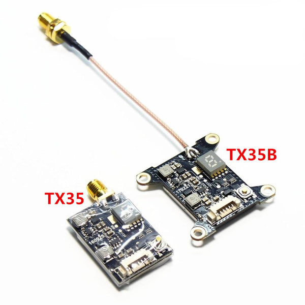 tx35 switchable vtx