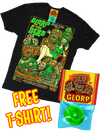 GLORP Beyond! (with FREE GLORP of the Dead T-Shirt!)