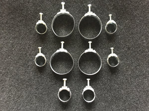 1960-1962 Hose Clamp Kit