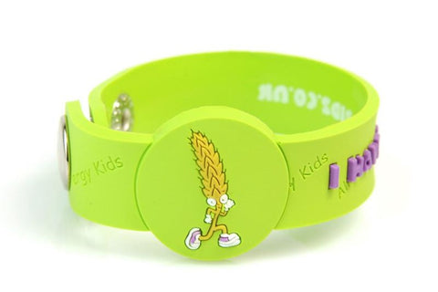 """I Have A Wheat Allergy"" Alert Wristband"
