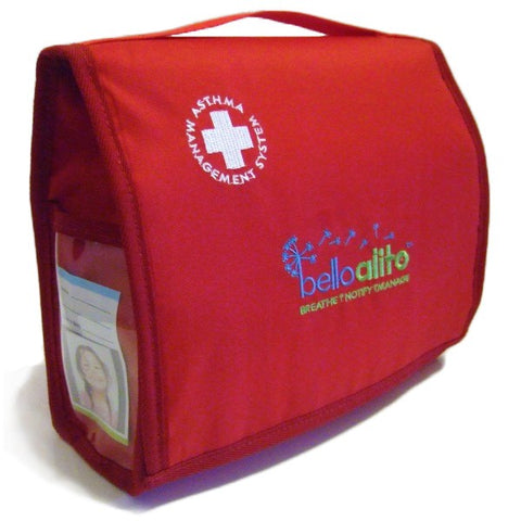 My Asthma Bag™ - RED