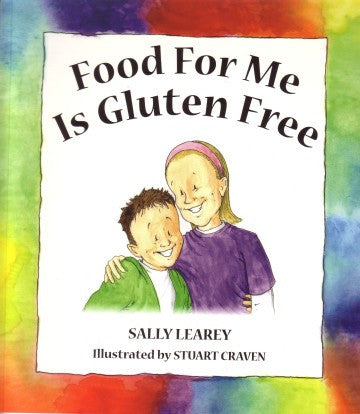 Food for Me is Gluten Free, Sally Learey