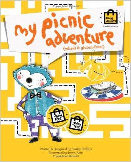 My Picnic Adventure:The Gluten & Wheat free Storybook
