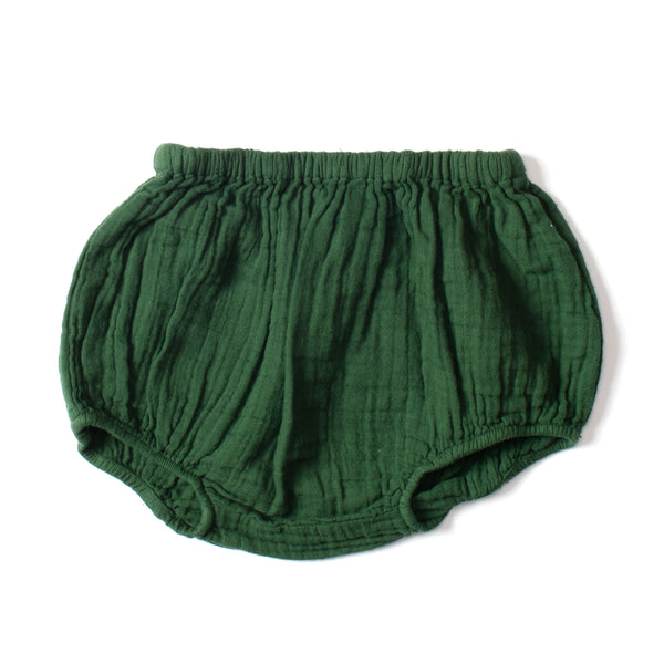 Bloomers Deep Green
