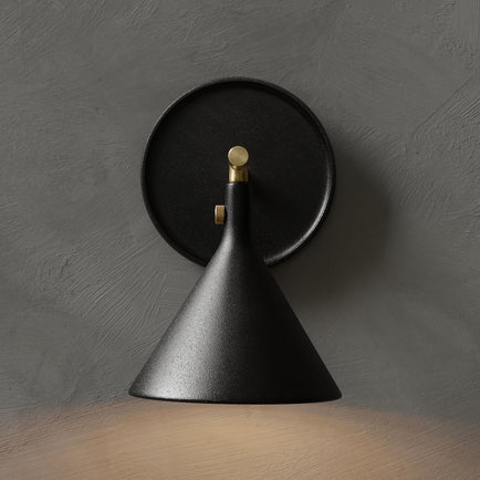 Cast Wall Lamp by Menu