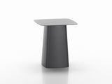 Dim Grey Outdoor Metal Side Table by Vitra