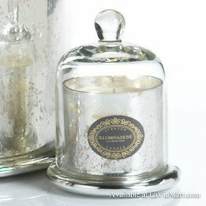 Apothecary Guild Scented Glass Dome Candle - French Red Currant