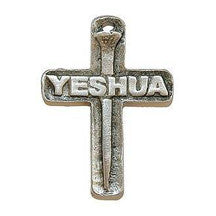 Yeshua Cross Necklace