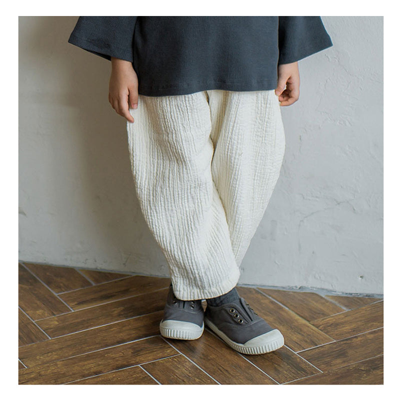 Japanese Crepe Trousers