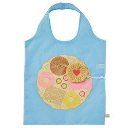 Biscuit Foldable Shopping Bag