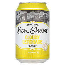 Ben Shaws Cloudy Lemonade
