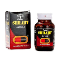 ItspleaZure Sex Enhancers Dabur Shilajit For Vigour And Health 100 Capsules