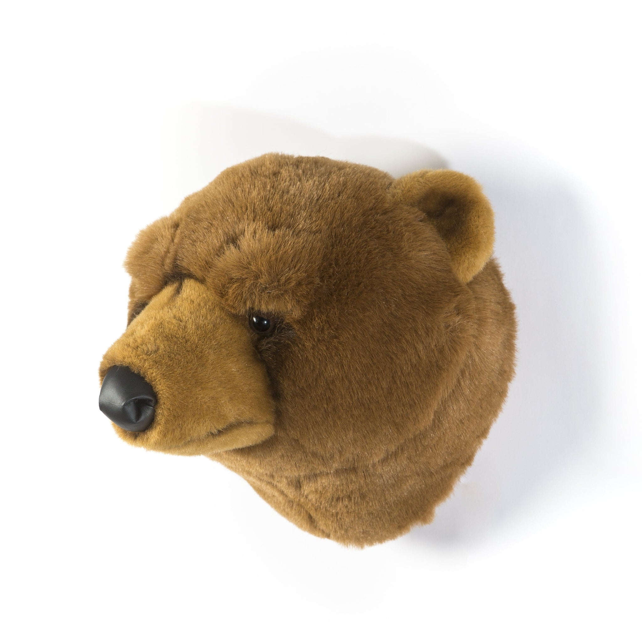Wild and Soft Plush Wall Head Oliver the Bear (PRE-ORDER AUG)