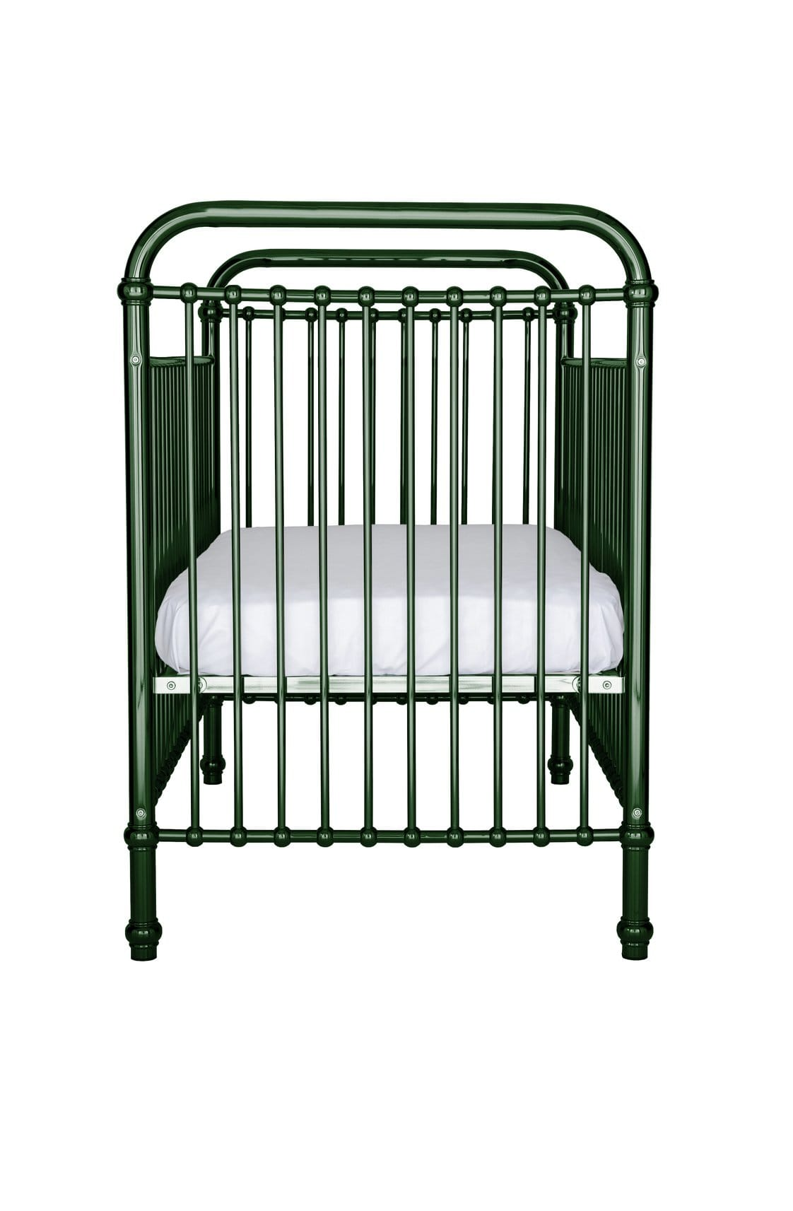 Incy Interiors Henry Cot, Emerald Green