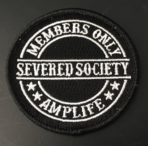 Members Only Patch