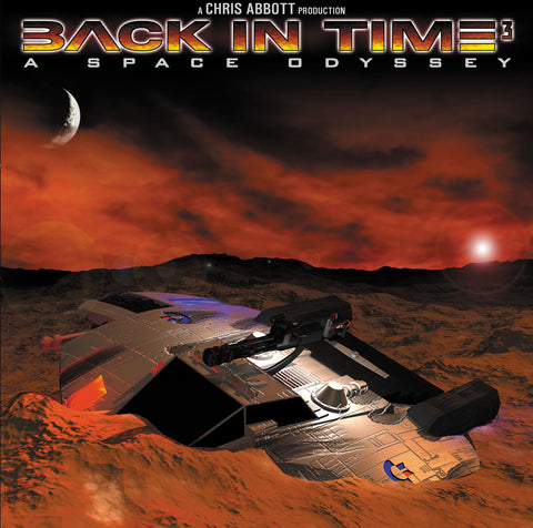 Back in Time 3 - a Space Odyssey