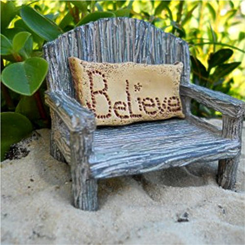 """Believe"" Fairy Pillow"
