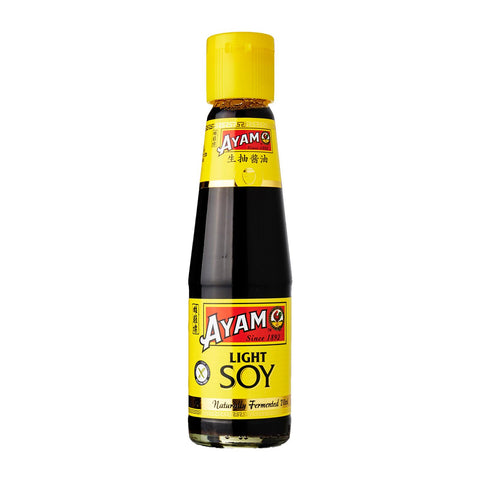 Light Soy Sauce (210ml)