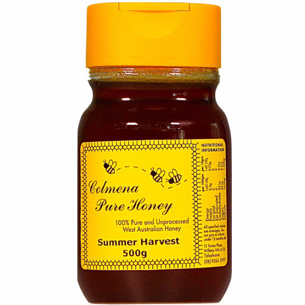 Colmena Pure Honey Summer Harvest (500g)