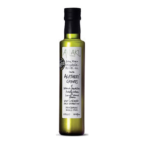 Agatheri Groves Extra Virgin Organic Olive Oil (250ml) Front