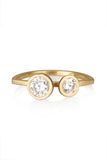 Gabrielle Ring / Diamonds Engagement Ring