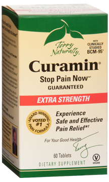 Curamin Extra Strength, Stop Pain Now