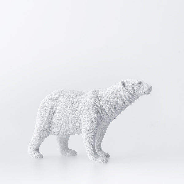 動物紙鎮擺飾_北極熊 / Animal Paperweight_Polar bear