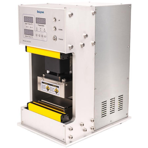 Image of Dulytek Elite DE10K Electric Hybrid Rosin Press