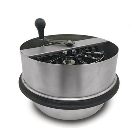 Open Top Manual Bowl Trimmer