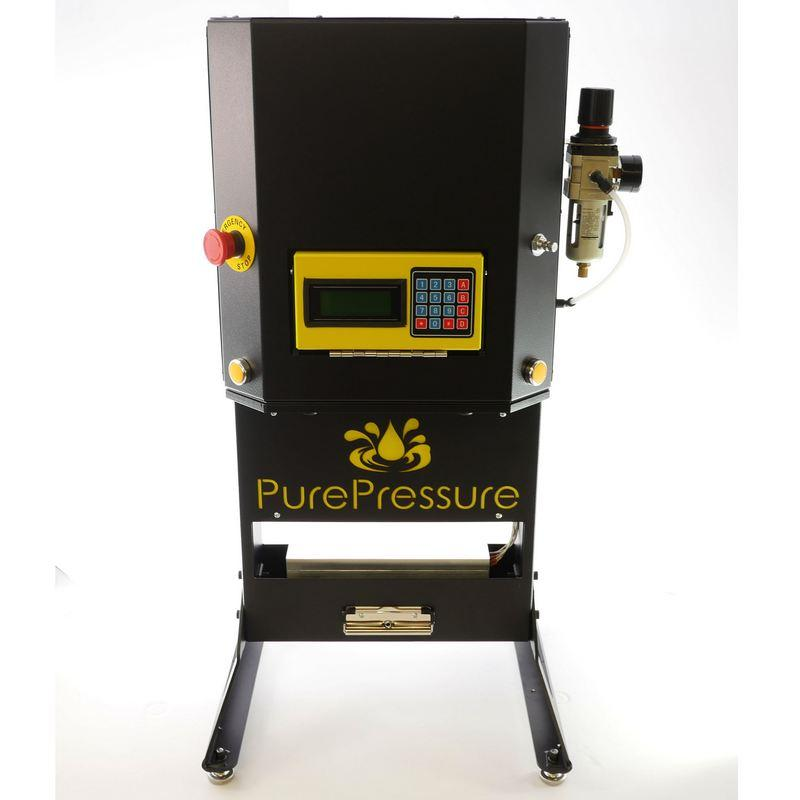 PurePressure Pikes Peak V2 Pneumatic Rosin Press