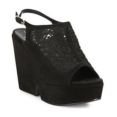 Black-Lace-Wedge-Robert-Clergerie