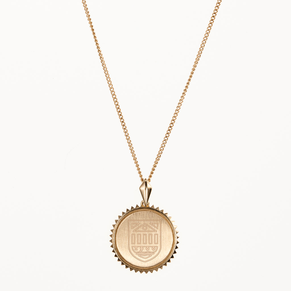 Kyle Cavan Sunburst Necklace (Medium)