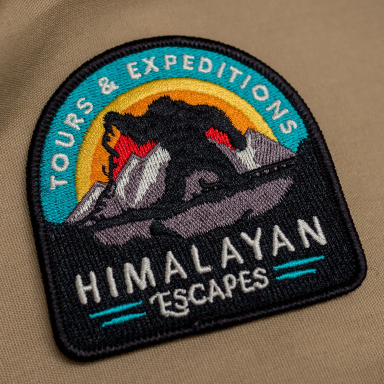 Expedition Everest Patch - Safari Jacket