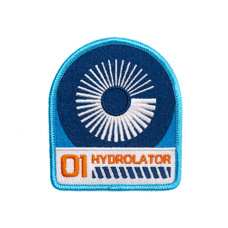 Hydrolator Patch
