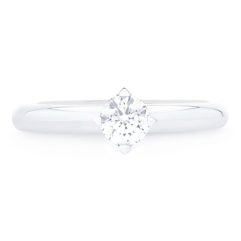 FOREVERMARK™ SOLITAIRE DIAMOND RING
