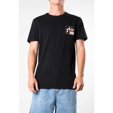 Rusty Boys Del Mar Tee - Groms HQ