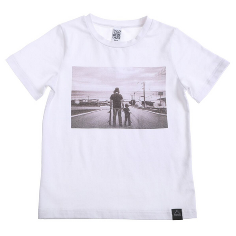 Sunday Soldiers - Skater Duo Tee - Groms HQ