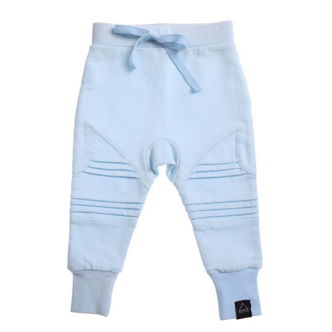 Sunday Soldiers - Surf Trackies Pale Blue - Groms HQ